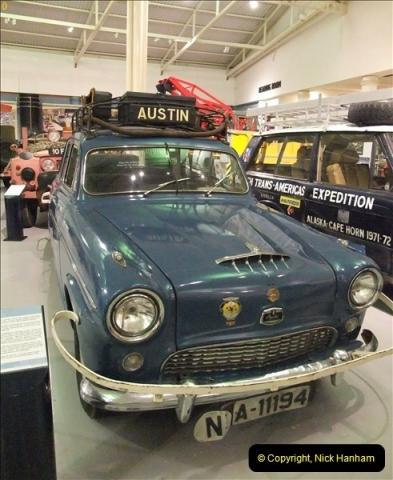 2012-10-28 Trip to Gaydon Heritage Motor Centre, Warwickshire.   (77)077
