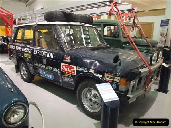 2012-10-28 Trip to Gaydon Heritage Motor Centre, Warwickshire.   (80)080