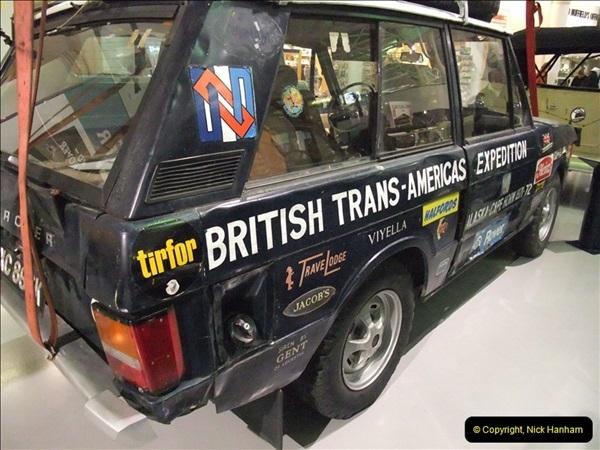 2012-10-28 Trip to Gaydon Heritage Motor Centre, Warwickshire.   (81)081