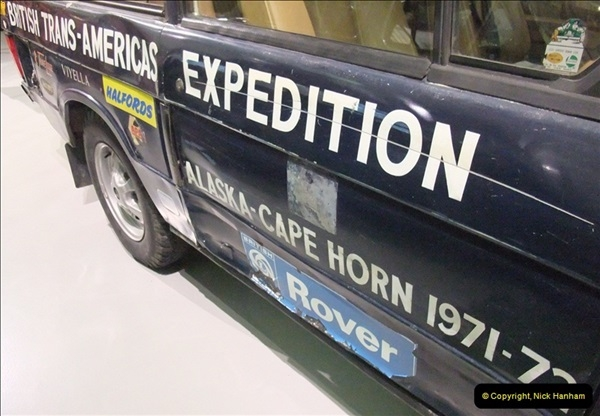 2012-10-28 Trip to Gaydon Heritage Motor Centre, Warwickshire.   (82)082