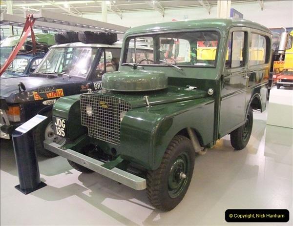 2012-10-28 Trip to Gaydon Heritage Motor Centre, Warwickshire.   (85)085