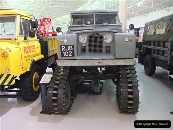 2012-10-28 Trip to Gaydon Heritage Motor Centre, Warwickshire.   (89)089
