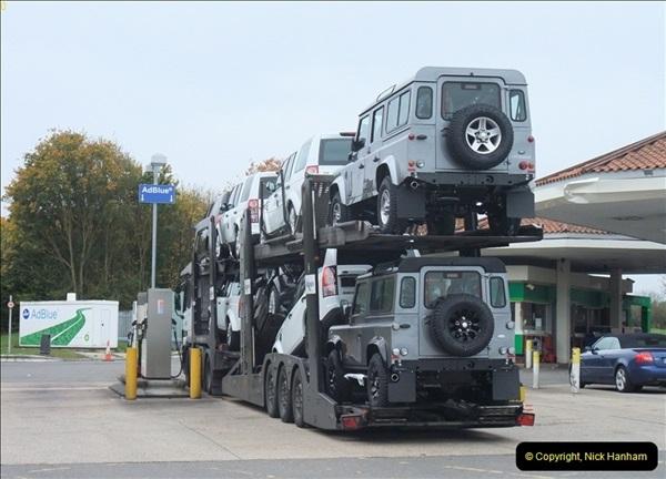 2012-10-28 Trip to Gaydon Heritage Motor Centre, Warwickshire.   (9)009