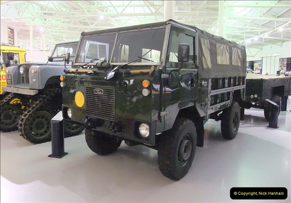 2012-10-28 Trip to Gaydon Heritage Motor Centre, Warwickshire.   (91)091