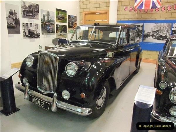 2012-10-28 Trip to Gaydon Heritage Motor Centre, Warwickshire.   (96)096