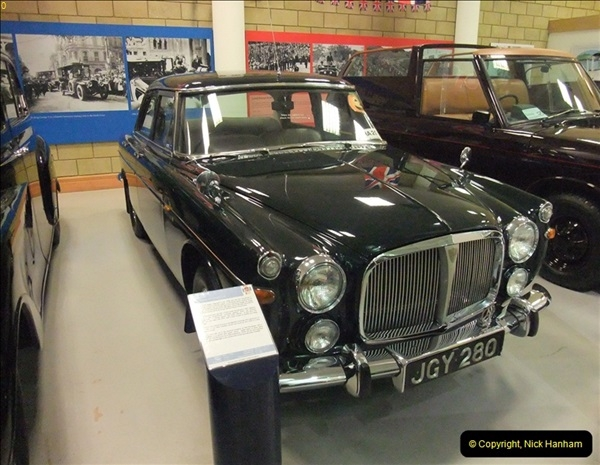 2012-10-28 Trip to Gaydon Heritage Motor Centre, Warwickshire.   (97)097