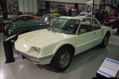 2012-10-28 Trip to Gaydon Heritage Motor Centre, Warwickshire.   (180)180