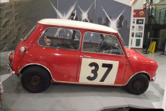 2012-10-28 Trip to Gaydon Heritage Motor Centre, Warwickshire.   (54)054
