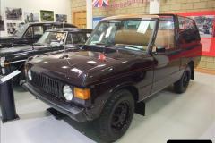 2012-10-28 Trip to Gaydon Heritage Motor Centre, Warwickshire.   (98)098