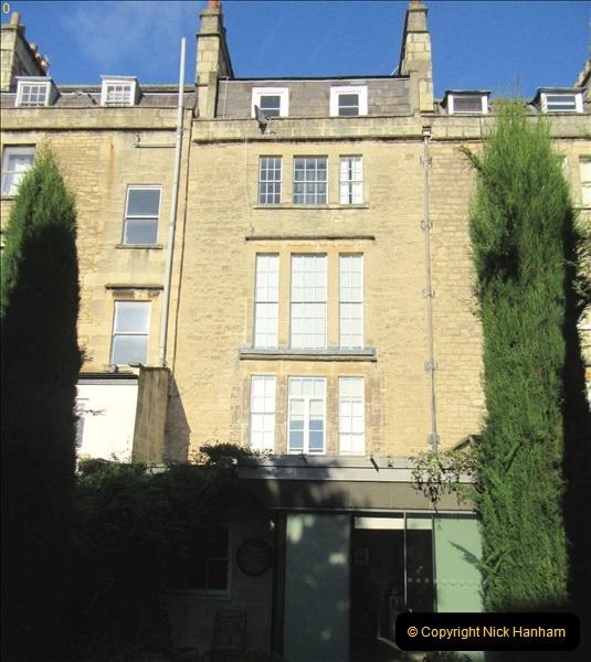 2018-10-21 Sir William Herschel's House in Bath, Somerset.  (24)24