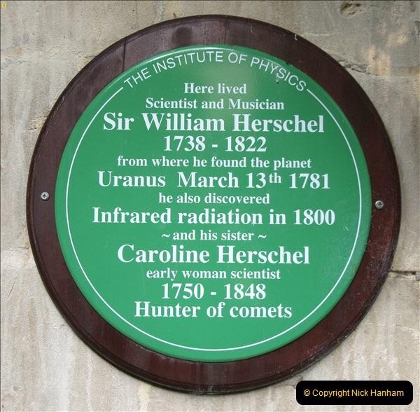 2018-10-21 Sir William Herschel's House in Bath, Somerset.  (6)06