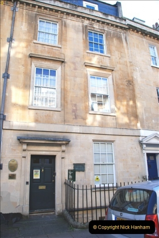 2018-10-21 Sir William Herschel's House in Bath, Somerset.  (3)03