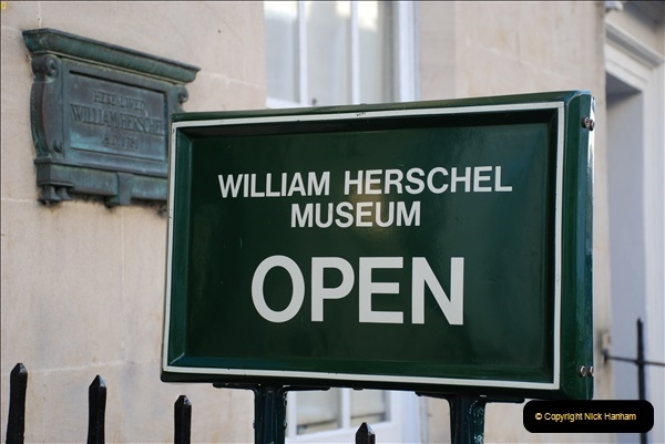 2018-10-21 Sir William Herschel's House in Bath, Somerset.  (4)04