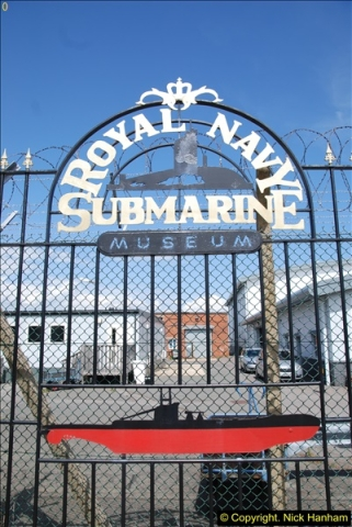 2014-07-01 HM Submarine Alliance, Gosport, Hampshire.  (10)010