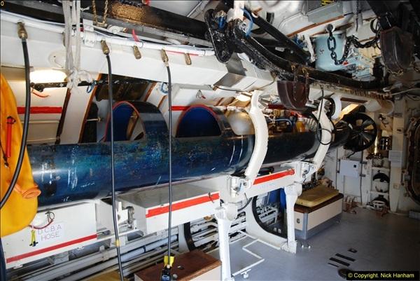 2014-07-01 HM Submarine Alliance, Gosport, Hampshire.  (117)117