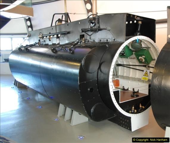 2014-07-01 HM Submarine Alliance, Gosport, Hampshire.  (128)128