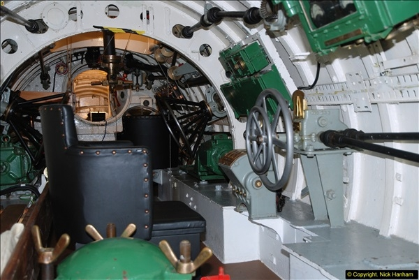 2014-07-01 HM Submarine Alliance, Gosport, Hampshire.  (133)133