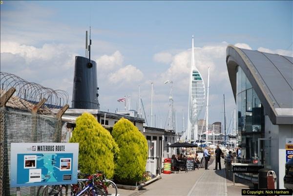 2014-07-01 HM Submarine Alliance, Gosport, Hampshire.  (19)019