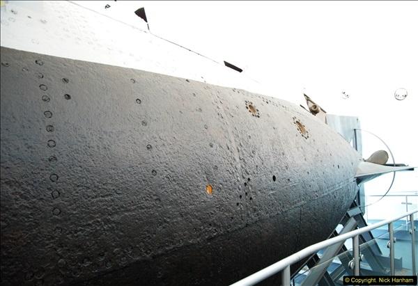 2014-07-01 HM Submarine Alliance, Gosport, Hampshire.  (199)199