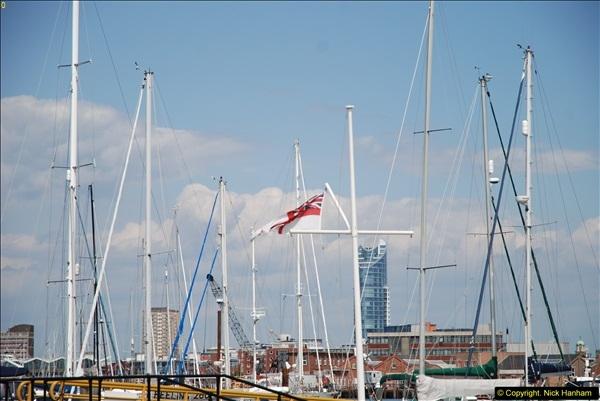2014-07-01 HM Submarine Alliance, Gosport, Hampshire.  (20)020