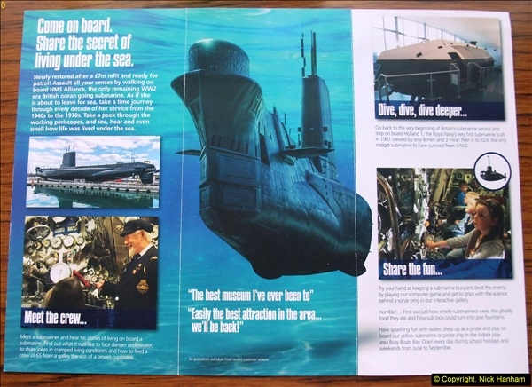 2014-07-01 HM Submarine Alliance, Gosport, Hampshire.  (3)003