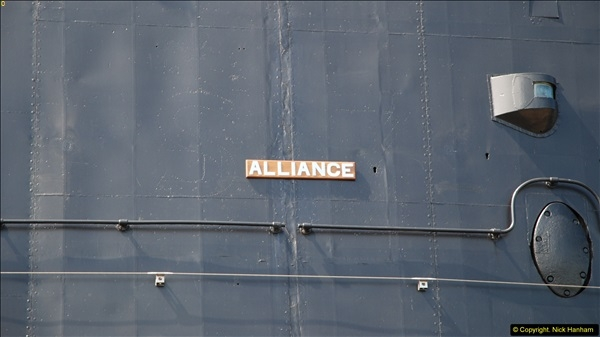 2014-07-01 HM Submarine Alliance, Gosport, Hampshire.  (32)032