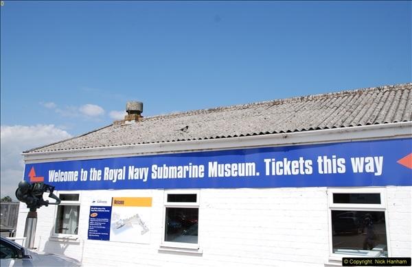 2014-07-01 HM Submarine Alliance, Gosport, Hampshire.  (4)004