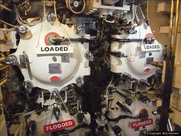 2014-07-01 HM Submarine Alliance, Gosport, Hampshire.  (40)040