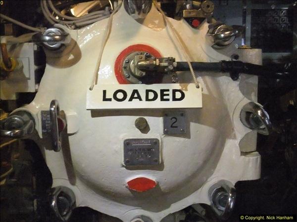 2014-07-01 HM Submarine Alliance, Gosport, Hampshire.  (41)041