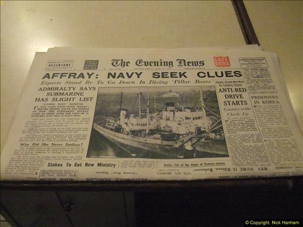 2014-07-01 HM Submarine Alliance, Gosport, Hampshire.  (73)073