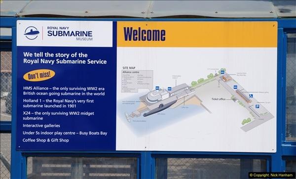 2014-07-01 HM Submarine Alliance, Gosport, Hampshire.  (8)008
