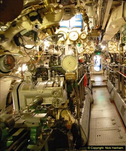 2014-07-01 HM Submarine Alliance, Gosport, Hampshire.  (88)088