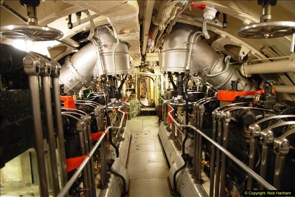 2014-07-01 HM Submarine Alliance, Gosport, Hampshire.  (97)097