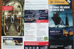2014-07-01 HM Submarine Alliance, Gosport, Hampshire.  (2)002