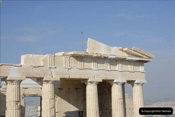 2011-11-01 The Parthenon, Acropolis, Athens.  (29)029