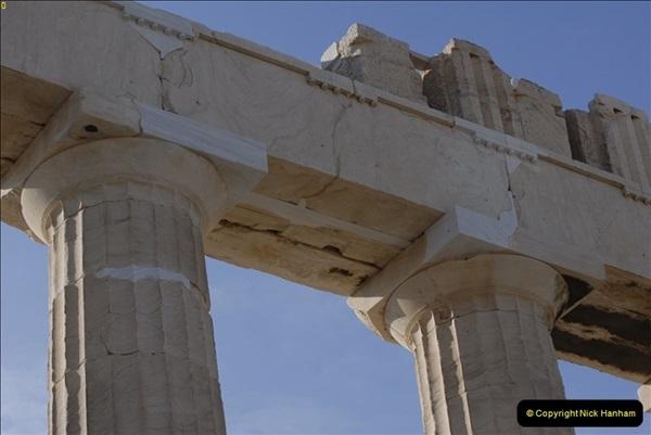 2011-11-01 The Parthenon, Acropolis, Athens.  (37)037