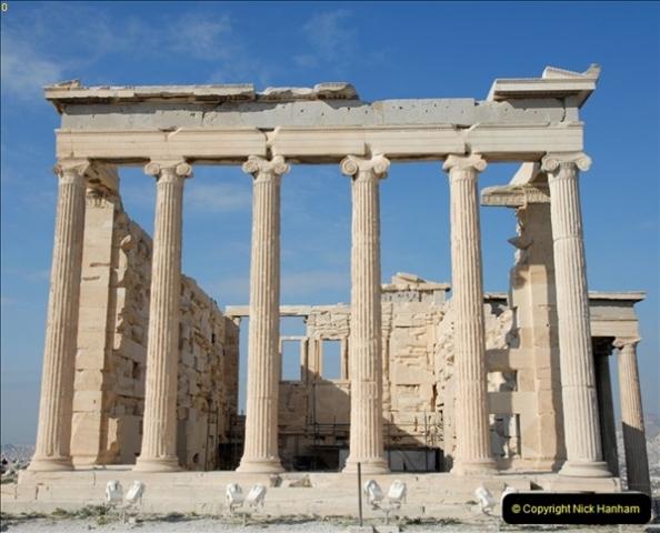 2011-11-01 The Parthenon, Acropolis, Athens.  (39)039