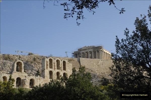 2011-11-01 The Parthenon, Acropolis, Athens.  (5)005