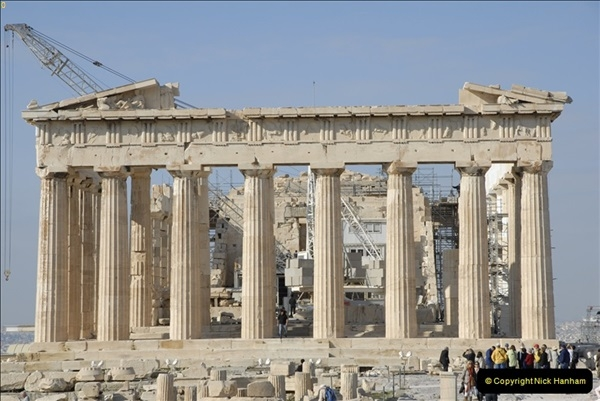 2011-11-01 The Parthenon, Acropolis, Athens.  (51)051