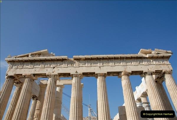 2011-11-01 The Parthenon, Acropolis, Athens.  (56)056