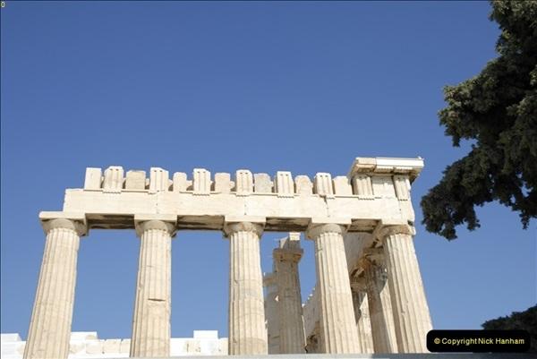2011-11-01 The Parthenon, Acropolis, Athens.  (69)069