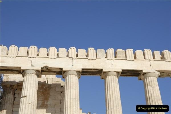 2011-11-01 The Parthenon, Acropolis, Athens.  (70)070
