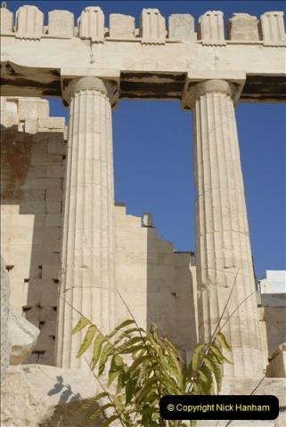 2011-11-01 The Parthenon, Acropolis, Athens.  (73)073