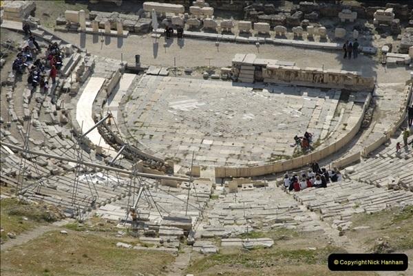 2011-11-01 The Parthenon, Acropolis, Athens.  (75)075