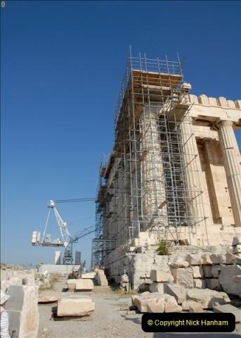 2011-11-01 The Parthenon, Acropolis, Athens.  (80)080