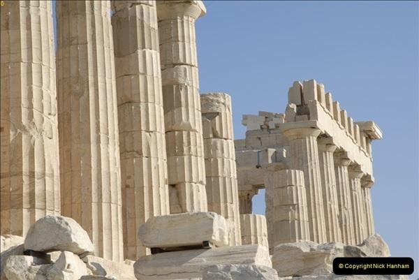 2011-11-01 The Parthenon, Acropolis, Athens.  (81)081