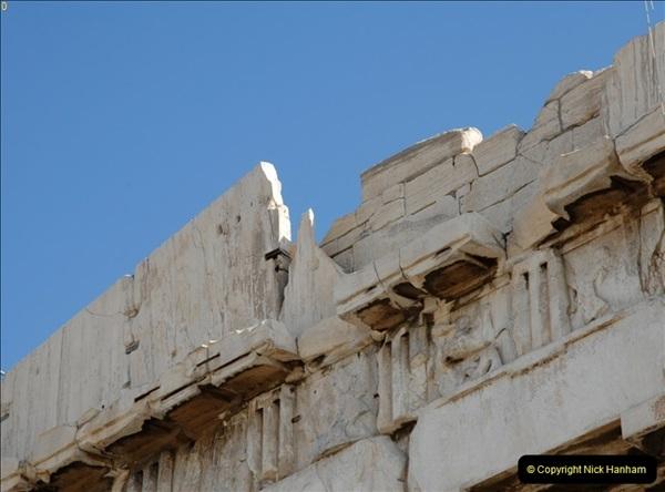 2011-11-01 The Parthenon, Acropolis, Athens.  (82)082