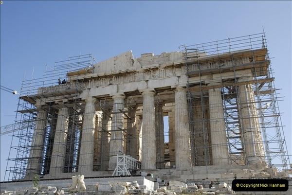 2011-11-01 The Parthenon, Acropolis, Athens.  (83)083