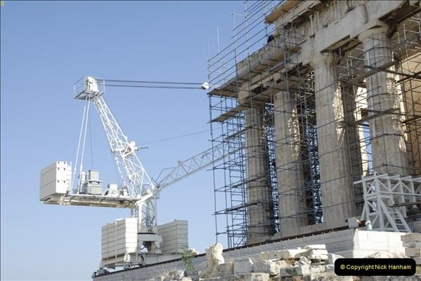 2011-11-01 The Parthenon, Acropolis, Athens.  (85)085