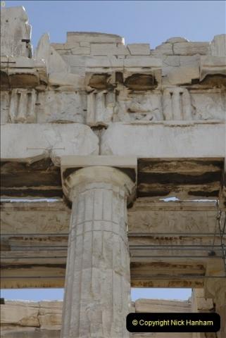 2011-11-01 The Parthenon, Acropolis, Athens.  (87)087